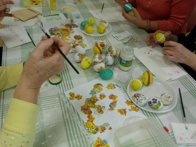 Prezeráte obrázky z článku: Tvoríme na Veľkú noc 2015